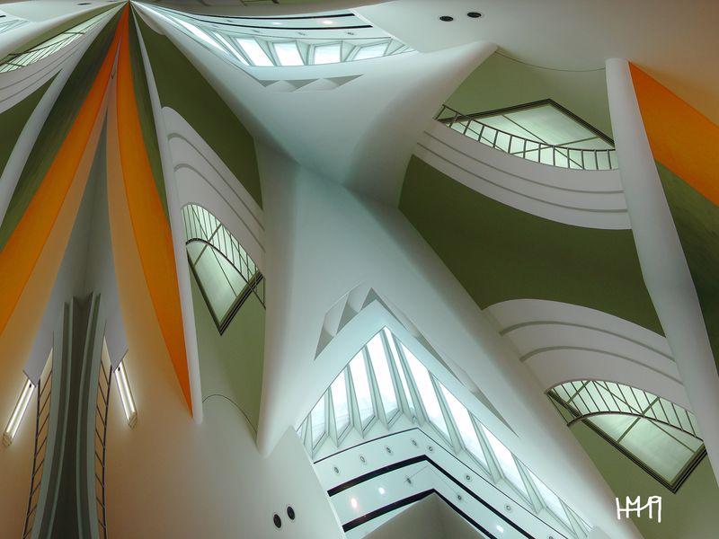 Hans Matick: Modern Art Projekt Frankfurt